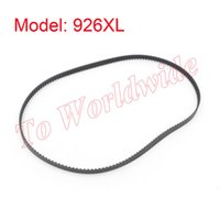 Wholesale New Black Rubber Teeth XL Timing Belt XL Pitch mm Width