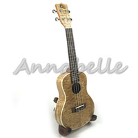 Wholesale 23inch Ukulele Concert Uke Small Guitar four Strings Musical Instruments Willow Wood