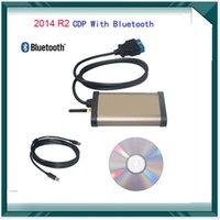 Wholesale 2014 R2 CDP Pro for OBD2 OBDII Cars Trucks Compact Diagnostic Partner Car diagnostic tools Scanner tools