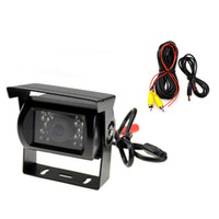 Wholesale Rear View Car LED Night Mode Reversing Camera with LEDs Night Vision function for Car Trucks Caravans Buses