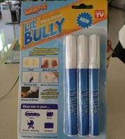 Wholesale hot sale The amazing whip it LIL BULLY CLOTHES STAIN PEN PACK STAIN REMOVER INSTANT