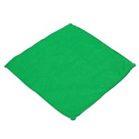 Wholesale 10pcs Green Microfibre Cleaning Auto Car Detailing Soft Cloths Wash Towel Duster