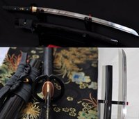 other battle quality swords - High Quality Japan Samurai Sword Katana T10 Steel Sharp Blade Battle Ready