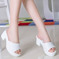 Pure Buckle Leather Peep Toe Ankle High Sandals Women Gladiator Shoes