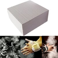 Wholesale Sports Gymnastic Gym Weight Lifting Training Climbing Magnesium Carbonate Chalk order lt no track