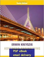 advanced engineering mathematics - Advanced Engineering Mathematics th Edition by Erwin Kreyszig