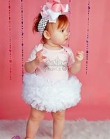 Boy baby clothes on sale - Summer Baby Clothing Baby Girls Fashion Cotton Yarn Cake Tutu Rompers ON Sale