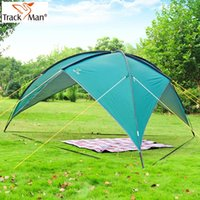 gazebo - Trackman cloth outdoor awning large beach tent shade shed awned gazebo