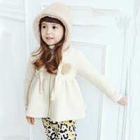 Wholesale New Girls Baby Winter Cotton Hooded Suits Sets Girls Thicken Hooded Coat Leopard Cotton Pants Kids Thicken Suits Outfits