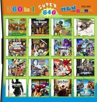 multi in one games - 64G multi game cartridge V02 games in one multi game card for ds dsi ds lite ds