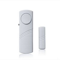 Wholesale Security Alarm For Laptops - Wireless Magnetic Sensor Security Alarm System for Door Window Entry Detector