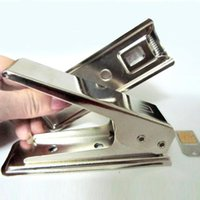 Wholesale Post free Hotsale Micro Standard SIM to Nano SIM Card Cutter For iPhone G B682