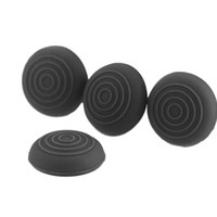 Cheap 4 Pieces Thumb Grips Silicone Cover Case Spiral Pattern for Sony Playstation PS3 PS4 Xbox One Xbox 360 Controller F1394