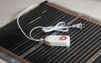 Wholesale Electric heating film mat pet pad electric heating mats warm foot pad heated pad cm electric heating pad length cm cm