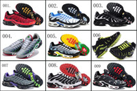 new model shoes - 9 Colors New Model High Quality Hot Sale Air TN Running Shoes For Men Sport Footwear Mens Sneakers Trainers Shoes