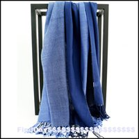 Cheap 2015 new winter business men's wool scarf yarn long tassel cashmere scarf to keep warm.