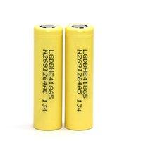 18650 battery - HOT Original HE4 mah A LG Battery High Drain Rechargeable Batteries PK HE4 R HE2 MJ1 A Sony VTC5 VTC4 FEDEX