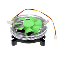 Wholesale Hydraulic Bearing Silent mm Cooling Fan CPU Cooler Radiator for Intel LGA X AMD AM2 Computer PC Peripheral