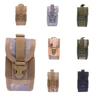 Wholesale For Iphone S Galaxy S3 New Tactical Army Molle Cell Phone Pouch Hoster OT0106