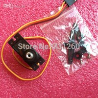 Wholesale MG90S Metal gear Upgraded SG90 Digital g Servo For Rc Helicopter plane boat car MG90 G