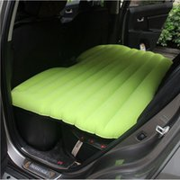 Wholesale The car with the car air mattress bed for outdoor camping travel car car bed sleeping pad car