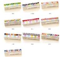 Wholesale DIY Mini Cute Kawaii Cartoon Animal Memo pad Cat Panda Music Post It Note Paper Stickers Korean Statioenry