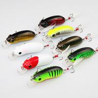 Wholesale Vibration Lure Bait Minnow fishing gear bionic bait lures cm g