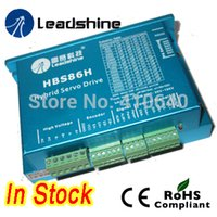 Wholesale Leadshine HBS86H Easy Servo Drive with Maximum VAC or VDC and A Peak Current