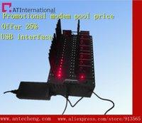 Wholesale port modem pool wavecom gsm q2303a module