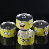 Wholesale Canned baby cartoon creative condom condoms in cans