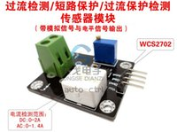 Wholesale 5PCS WCS2702 Current Dectection Dectector Sensor Module Adjustable A With Short Cuirt Over current Protection