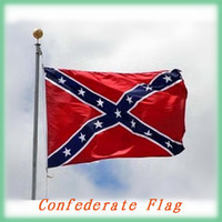 Wholesale Flags The Truth About the Confederate Battle Flags Flag Confederate Rebel Civil War Flag National Polyester Flags