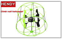 climbing wall - Ar Drone Climbing Wall Remote Control RC Helicopter UFO G CH Resistant Quad Copter Best Kids Toys Child Gifts