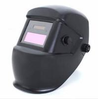 Wholesale Solar Auto Darkening Welding Helmet Mask TIG MIG ARC Welder Machine