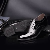 craft shoes - Direct Manufacturers New Luxury Craft Invisible Elevator Shoes Shoes Classic Business Men Leather Shoes