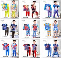 pajamas for children - 31 Style Children Boy Girl My Little Pony Cartoon Pajamas Sets Kids Short Long Sleeve Sleeping Wear Clothes For Years I4351