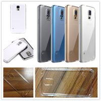 For Samsung nexus 4 - Compact Super Thin Slim Clear Crystal Transparent Hard PC Plastic Back Case Cover Note S4 S5 iPhone S C Nexus MOQ