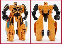 Wholesale Best sales free Christmas hornet Series Autobots Ironhide BOSS Robot hasbro Toys children gift c2