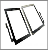 aluminium digitizer - Excellent quality For iPad iPad and iPad Touch Screen Digitizer replacements home button adhesive