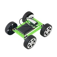 Wholesale Mini Solar Toy DIY Car Children Educational Puzzle IQ Gadget Hobby Robot