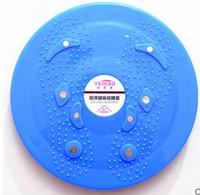 Wholesale High Quality Waist Twisting DISC YOGA TWIST BOARD Reflexology Body Torsion Waist Disc