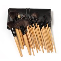 high quality cosmetics makeup - high quality Professional Makeup Brushes make up Cosmetic Brush Set Kit Tool with retail soft case