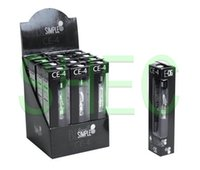 Cheap EGO CE4 electronic cigarette herb vaporizer with new ego ce4 clearomizer luxury gift box start kit