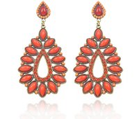 Wholesale High Quality Jewelry Exaggerated personality retro earrings earrings ER