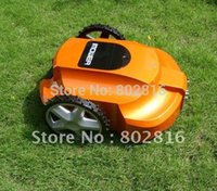 Wholesale 100m Virtual Wire Intelligent Mower Automatic mower Lawn mower Grass cutter