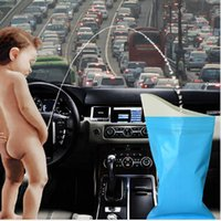 Wholesale New Disposable Outdoor Car Travel Emergency Child Adult Unisex ECO FRIENDLY Toilet Urine Bag Solidification Urine Prevent Stink
