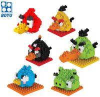 angry diamond - birds pig styles BOYU diamond Brick cm box angry series A A A A A A mini qute figures blocks