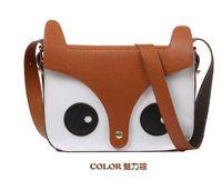 Wholesale 2015 Cheap Fashion Girls Shoulder bags Fast shipping high quality Cross Body bags new cartoon Messenger bags PU Leather Handbags mochila