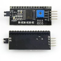 Wholesale IIC I2C Serial Interface Board Module LCD1602 LCD2004 Display for Arduino Hot Worldwide PromotionHot New Arrival