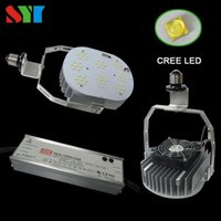 Wholesale Cheap price DLC UL Listed years warranty Canopy led retrofit kit retrofit LED Light kit e39 led light retrofit